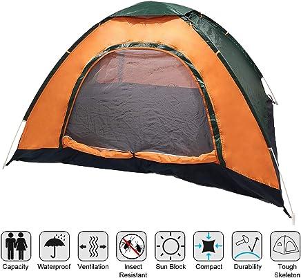 Dacarys Tente de Plage Pop Up Outdoors Automatique L/éger et Facile /à Transporter Cabana pour Camping P/êche Randonn/ée Tente Sun Shelter familiale Anti UV UPF50 +