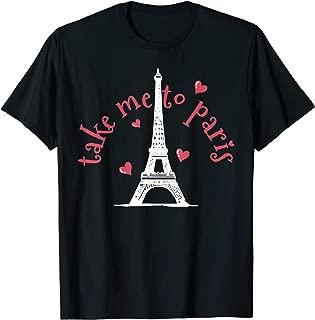 take me to paris shirt