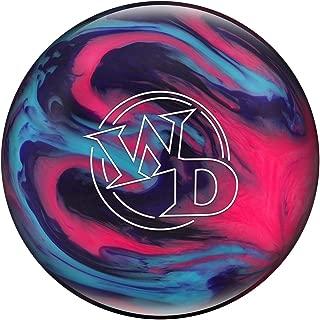 Columbia 300 White Dot Cotton Candy Bowling Ball, 10 Pound