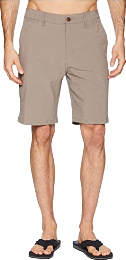 "Union Heather 20"" Amphibian Shorts"