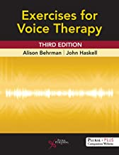 Exercises for Voice Therapy, Third Edition
