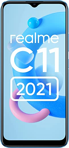 realme C11 (2021) (Cool Blue, 2GB RAM, 32GB Storage) with No Cost EMI/Additional Exchange Offers 1