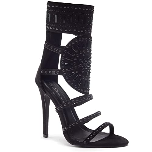2fe8bddd9545 Herstyle Women s Fashion Crowd Sunda Stiletto Heel