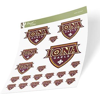 Sheet Type 3-1 Wartburg College Knights NCAA Sticker Vinyl Decal Laptop Water Bottle Car Scrapbook