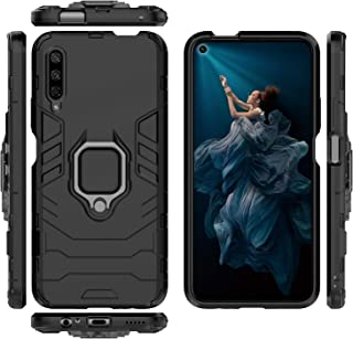 QiongNi Case for Huawei Y9s 2019 Case Cover,360 Degree Rotating Ring Holder Kickstand with Magnetic Car Mount Case for Hua...