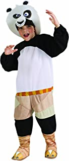 Kung Fu Panda 2 Po Costume And Headpiece - Medium