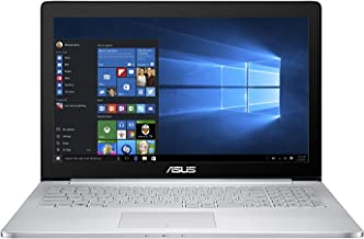 "ASUS ZENBOOK UX501VW-DS71T 15.6"" 4K UHD Gaming Laptop Intel Core i7 6700HQ (2.60 GHz) NVIDIA GeForce GTX 960M 16 GB Memory..."
