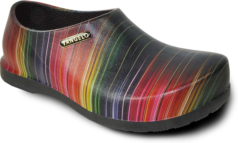 VANGELO Professional Latest item Slip Resistant Clog Sho Nurse Max 78% OFF Shoe Men Work