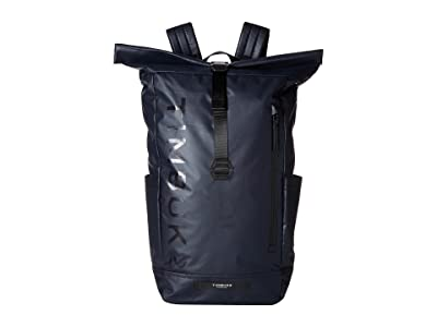 Timbuk2 Etched Tuck Pack (Jet Black) Backpack Bags