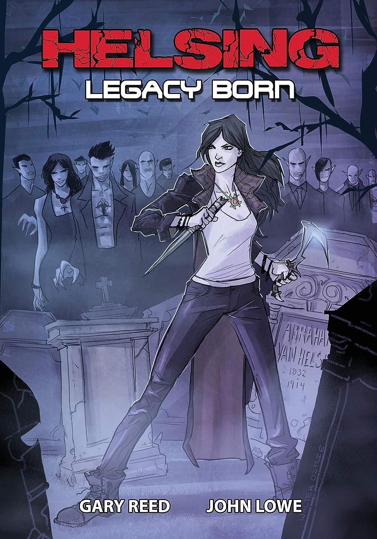 写真を撮るバース伝記Helsing: Legacy Born