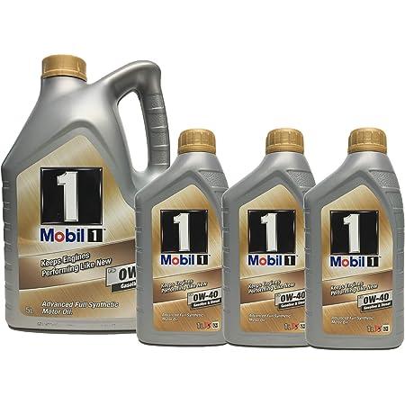 Mobil Motor Trisintetico Oil 1 Fs 0w 40 Packung 8 Liter Auto