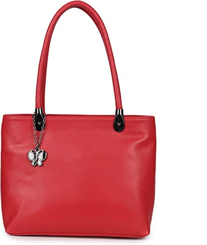 Women Handbag Red BNS 0654RD