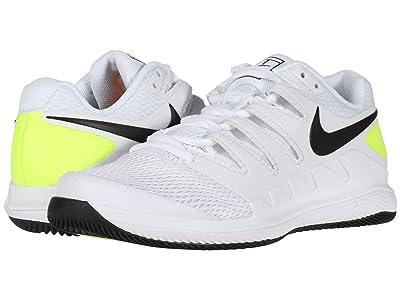 Nike Air Zoom Vapor X (White/Black/Volt) Men