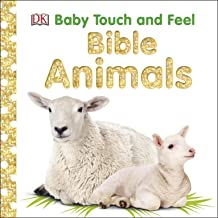 Baby Touch and Feel: Bible Animals