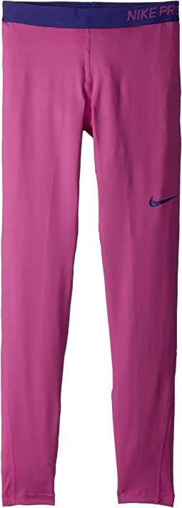 018b3d79a Nike Kids. Pro Print Tight (Little Kids Big Kids).  22.99MSRP   45.00.  Hyper Magenta Fusion Violet