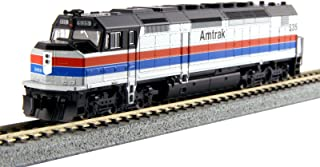 Kato USA Model Train Products 176-9204 N EMD SDP40F Type 1 Amtrak Phase II #535 Train Toy