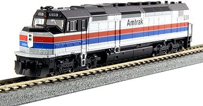 Kato USA Model Train Products 176-9204 N EMD SDP40F Type 1 Amtrak Phase II #535 Train Toy
