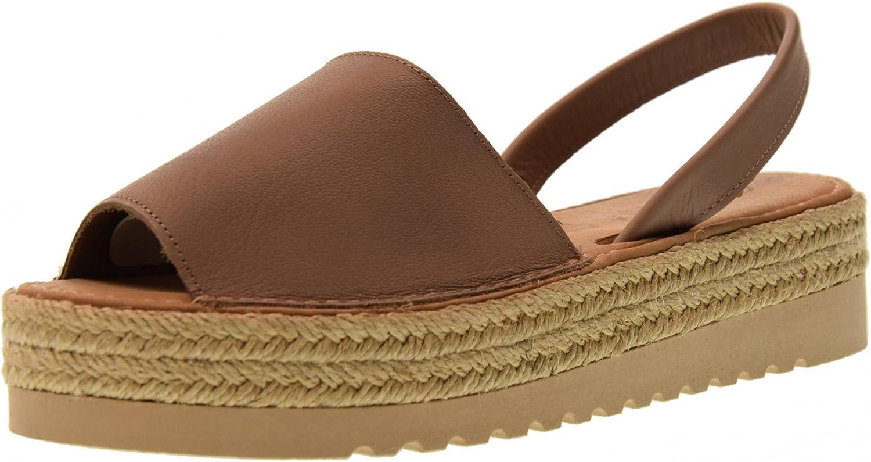 CARMELA shoes Woman Sandals 66130 Taupe