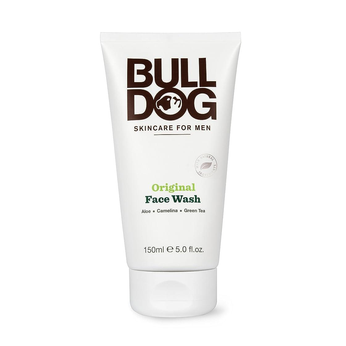 費やす取り戻す充実ブルドッグ Bulldog オリジナル フェイスウォッシュ(洗顔料) 150mL