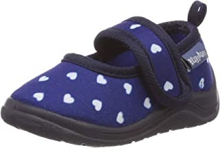 Playshoes Zapatillas Corazones, Pantuflas Niñas