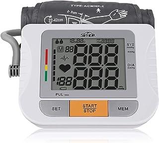 SIMBR Tensiómetro de Brazo Digital Monitor de Presión