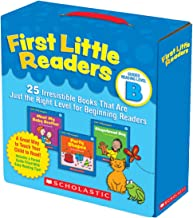 First Little Readers Parent Pack: Guided Reading Level B: 25 Irresistible Books That Are..