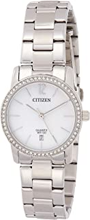 Citizen Women Stainless Steel Band Watch