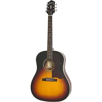 Epiphone AJ-45ME/VSS - Guitarra acustica/ electrónica: Amazon.es ...