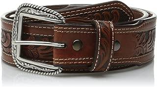 Men's Straight Oak Taper Belt