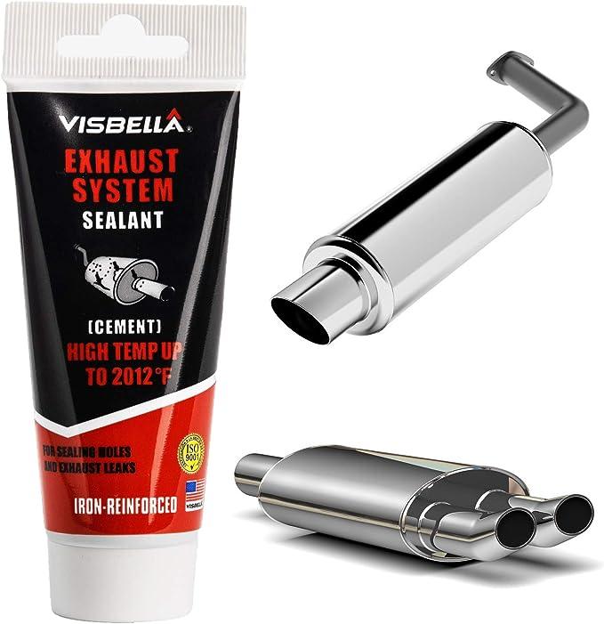 146 opinioni per Visbella- Kit di riparazione per tubi di scarico, per alte temperature,