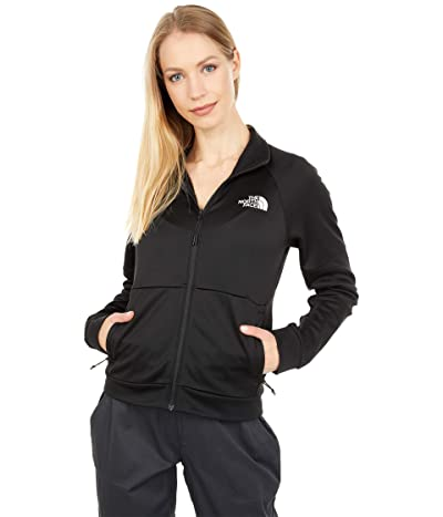 The North Face Active Trail Full Zip Jacket (TNF Black) Women