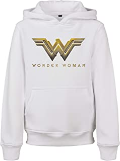 Mister Tee Kids Wonder Woman Logo Hoody Sudadera Unisex Adulto