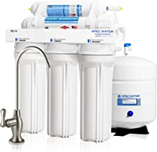 APEC Water Systems Ultimate RO-Hi Top Tier Supreme High Output Fast Flow Ultra Safe Reverse Osmosis Drinking Water Filter System