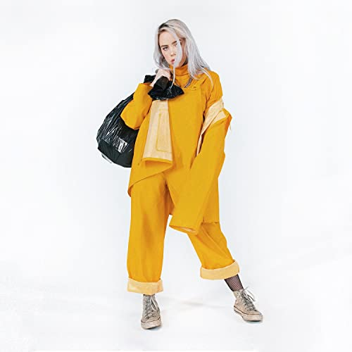 Billie Eilish Outfits Yellow