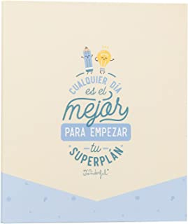 Mr. Wonderful ME2019X - Carpeta archivadora