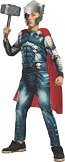 Marvel Universe Avengers Assemble Children's Thor Costume, Medium