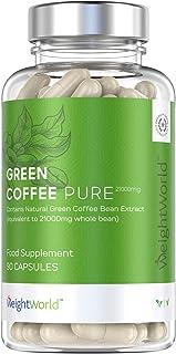 Mejor Cafe Verde Quema Grasa de 2021 - Mejor valorados y revisados