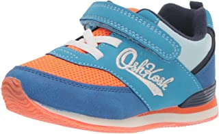 OshKosh B'Gosh Lu Boy's and Girl's Retro Athletic Sneaker