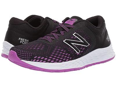 New Balance Fresh Foam Arishi v2 (Black/Voltage Violet) Women