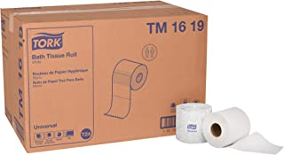 Tork Universal TM1619 Bath Tissue Roll, 2-Ply, 4