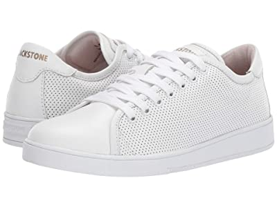 Blackstone Low Sneaker Perf RL72 (White) Women