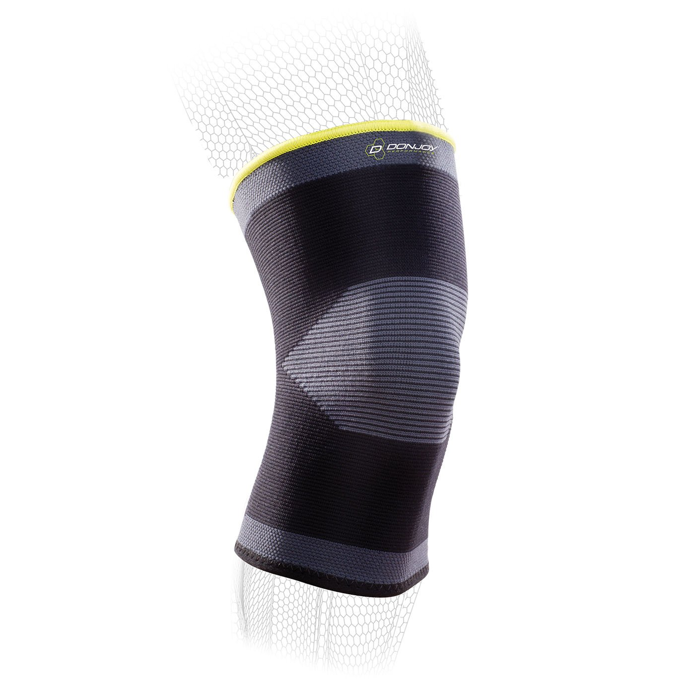 DonJoy Performance High quality Popular overseas new Knit Compression Knee - Mild Sleeve f Support