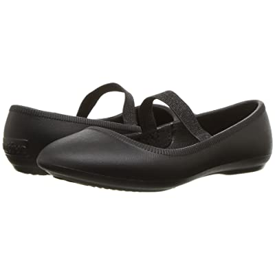 Native Kids Shoes Margot (Toddler/Little Kid) (Jiffy Black) Girls Shoes