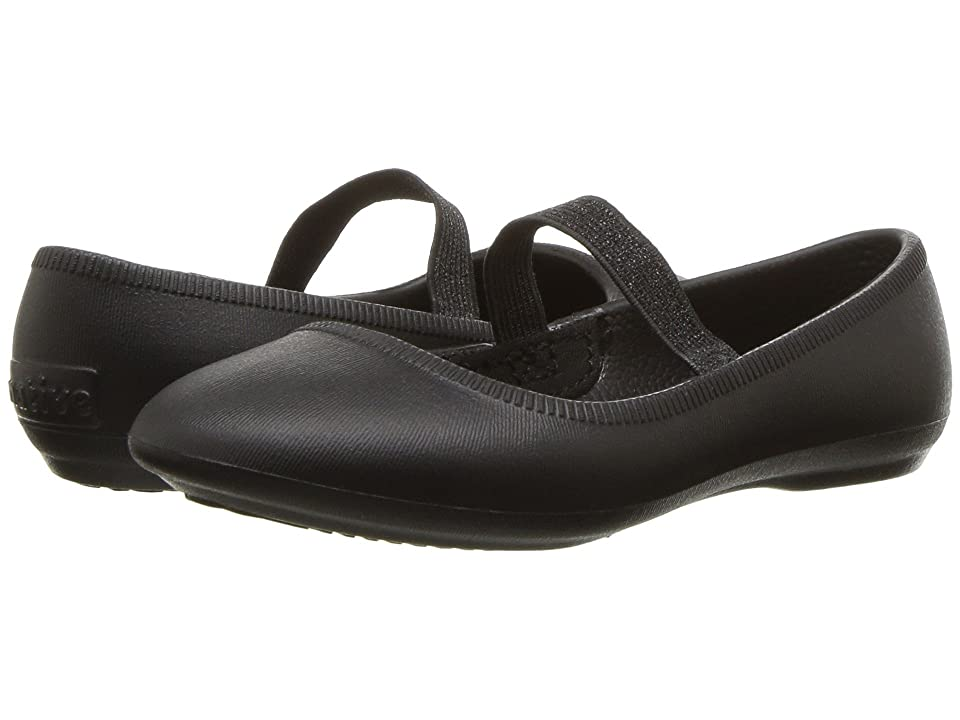 Native Kids Shoes Margot (Toddler/Little Kid) (Jiffy Black) Girls Shoes