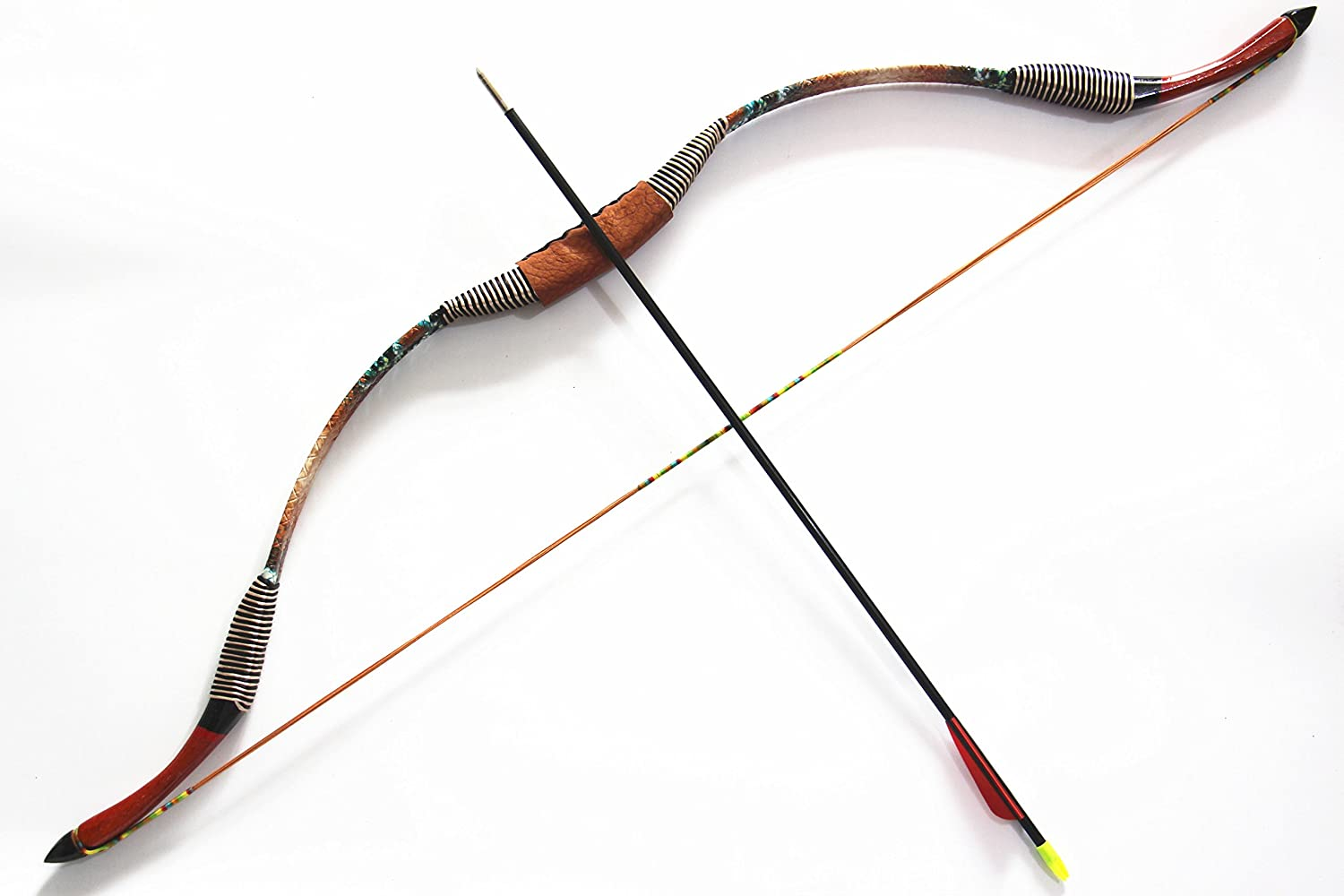 e5e10 12LB Yellow Max Cash special price 74% OFF Handmade Traditional Bow for Yout Recurve Kids
