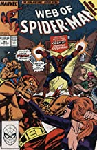 Web of Spider-Man, The #59 VF/NM ; Marvel comic book
