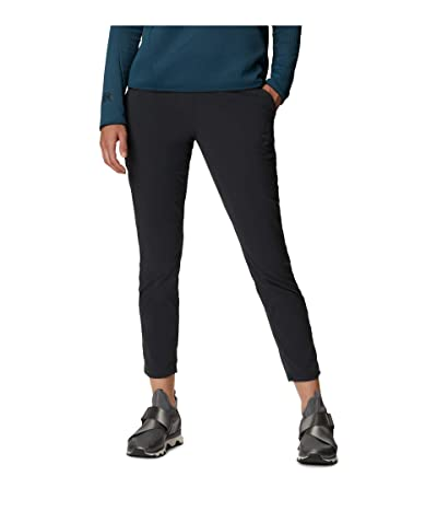 Mountain Hardwear Dynama/2tm Ankle Pants (Dark Storm) Women