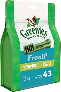 enzymatic oral hygiene chews for dogs