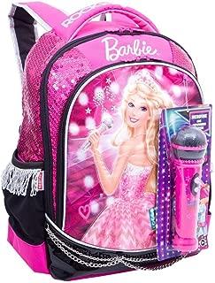 Mochila Grande Barbie Rock N' Royals