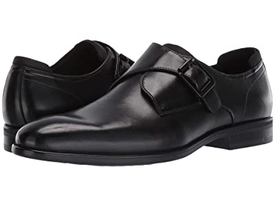 Kenneth Cole Reaction Edge Flex Monk (Black) Men
